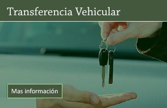 servicio de transferencia vehicular personas vendiendo un automovil